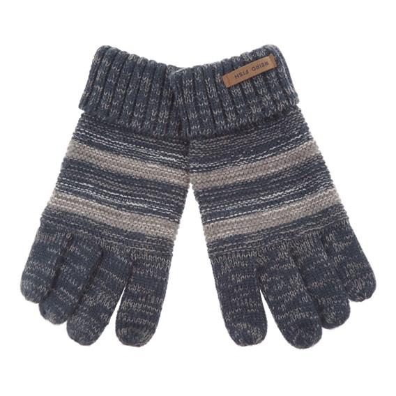 Red Mountain Gloves Dark Navy