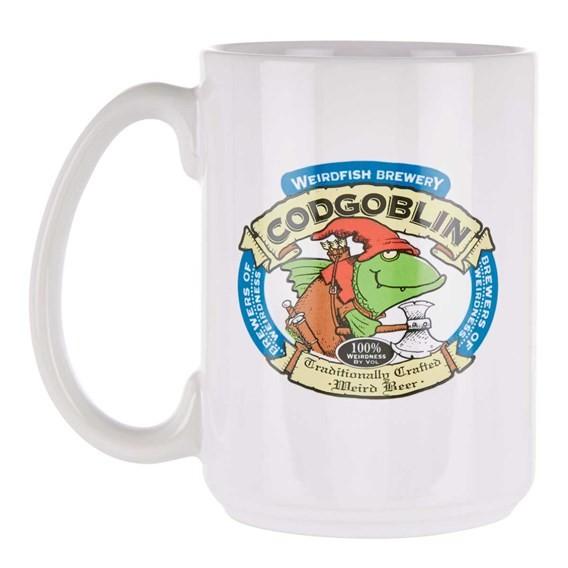 Mug - Cod Goblin