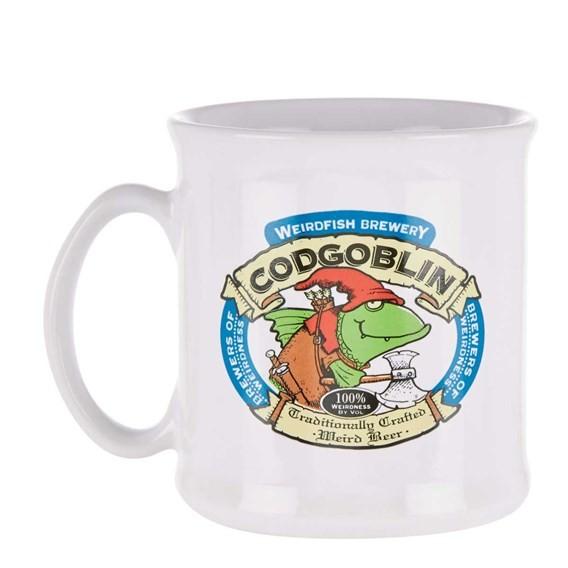 Tankard - Cod Goblin
