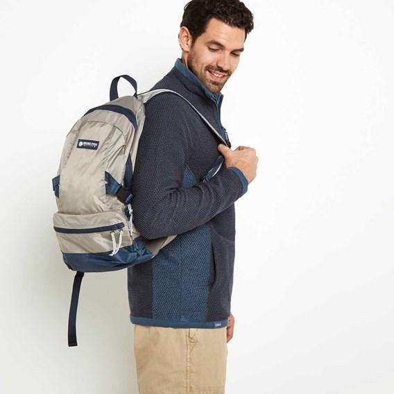 Wingspan Ripstop Packaway Backpack Gunmetal