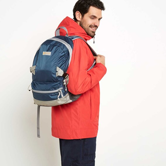 Wingspan Ripstop Packaway Backpack Moonlight Blue