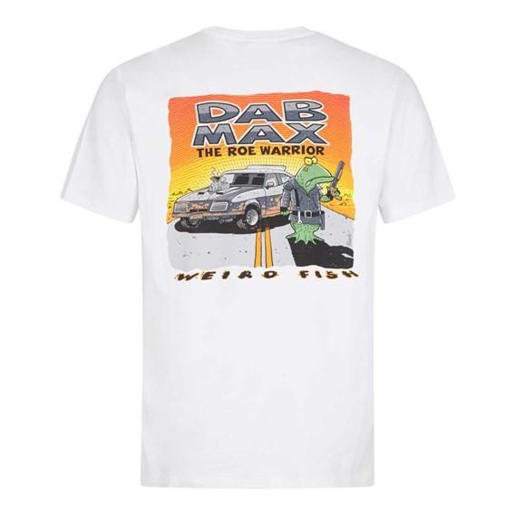 Dab Max Artist T-Shirt Snow White