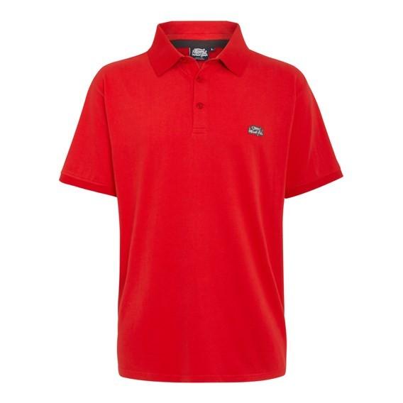 Civet Polo Shirt Red