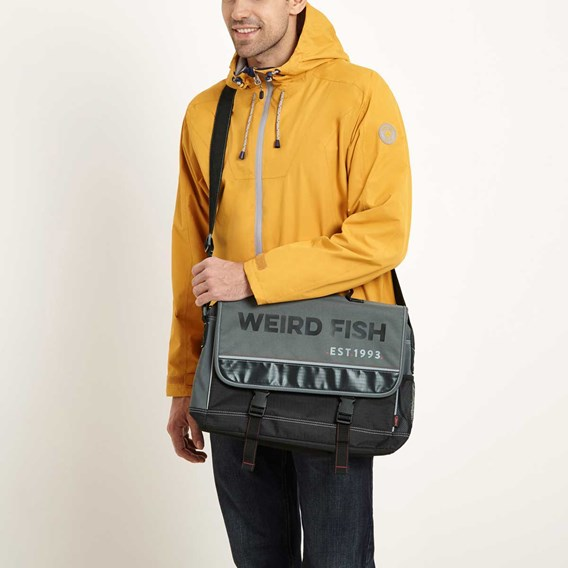 Hoist Laptop Bag Cement