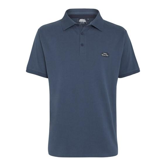 Civet Polo Shirt Light Navy