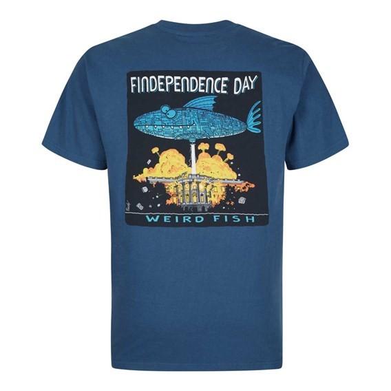 Findependence Artist T-Shirt Ensign Blue