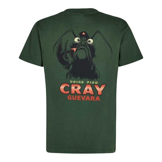 Cray Guevara Artist T-Shirt Olive