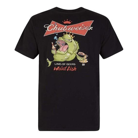 Chubweiser Artist T-Shirt Black