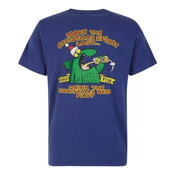 Spirit Artist T-Shirt Estate Blue