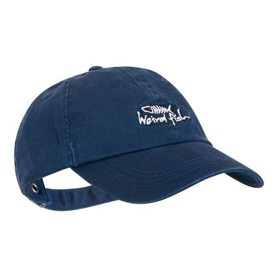 Retro Baseball Cap Dark Navy