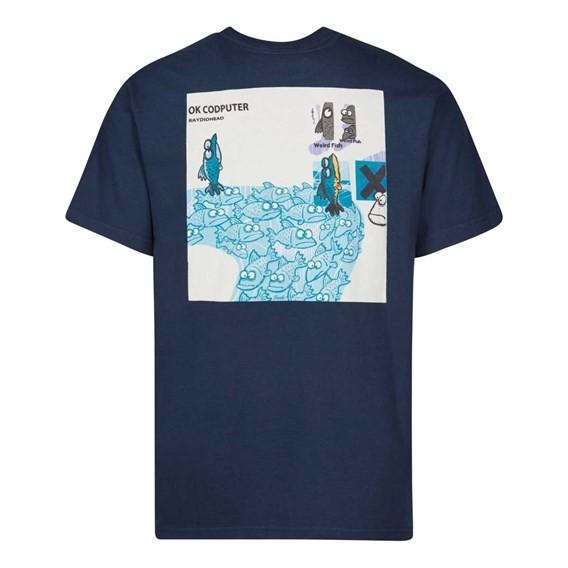 OK Codputer Artist T-Shirt Maritime Blue