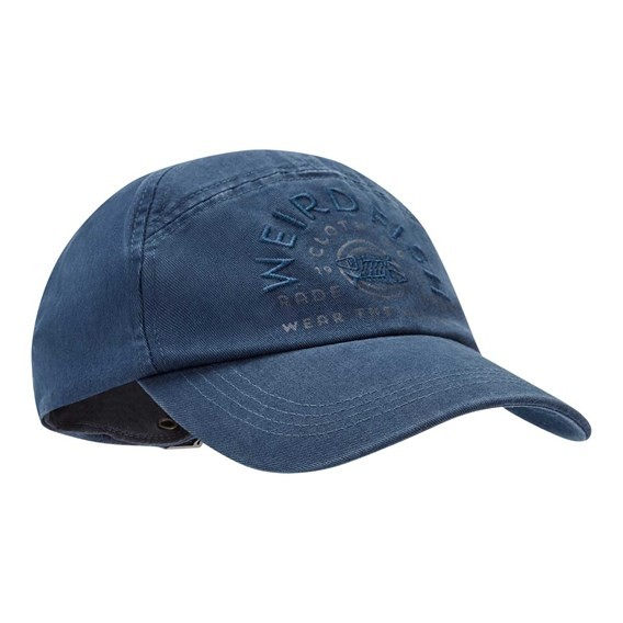 Brawn Branded Cap Maritime Blue