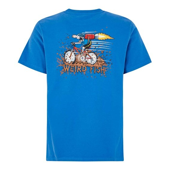 Rocket Bike Artist T-Shirt Star Sapphire