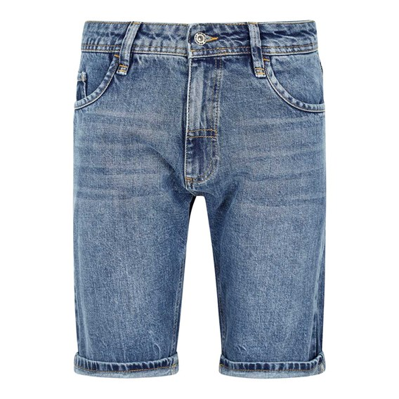 Broxburn 5 Pocket Jean Shorts Denim