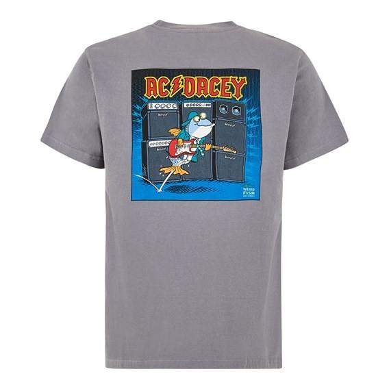 AC Dacey Artist T-Shirt Grey