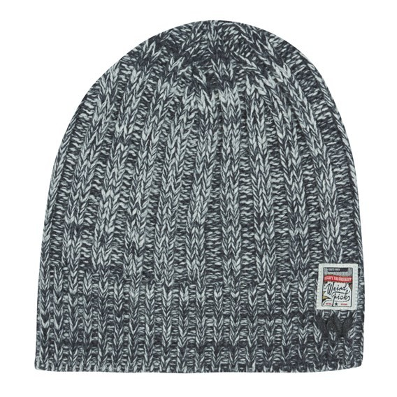 Finka Cable Knit Beanie Hat Midnight