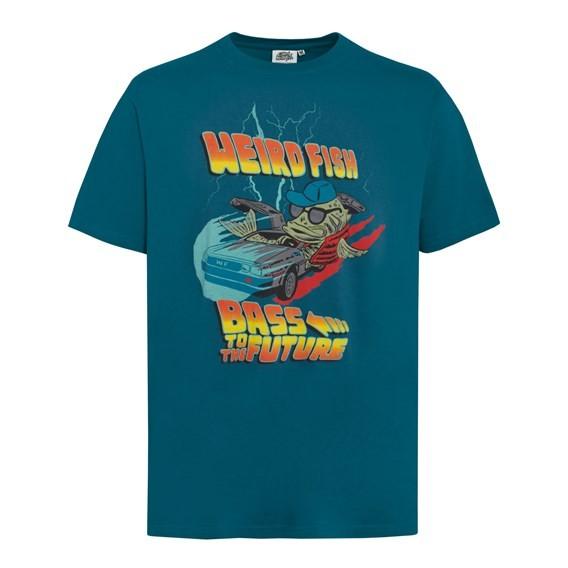 Bass To The Future Artist T-Shirt Mallard