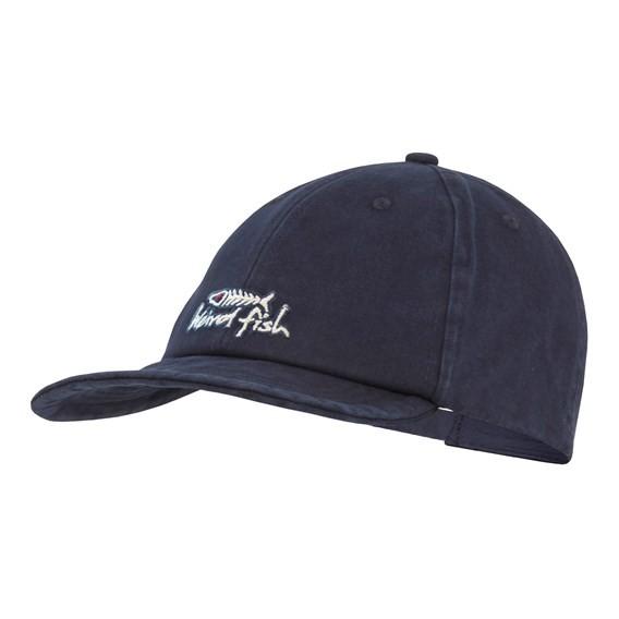 Retro Baseball Cap Dark Navy