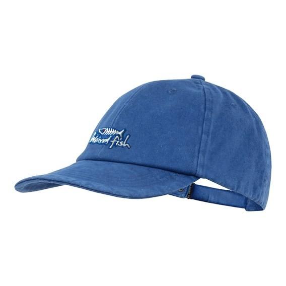 Retro Baseball Cap Imperial Blue