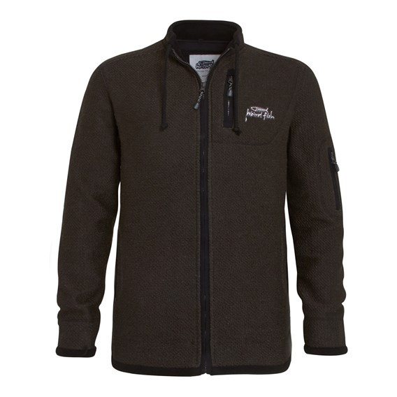 Siret Full Zip Tech Macaroni Jacket Licorice