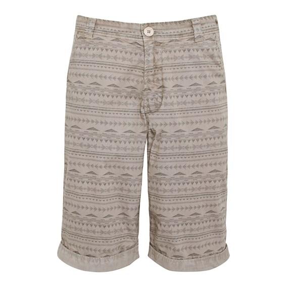 Geofish Printed Shorts Oyster