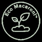 Eco Macaroni Icon